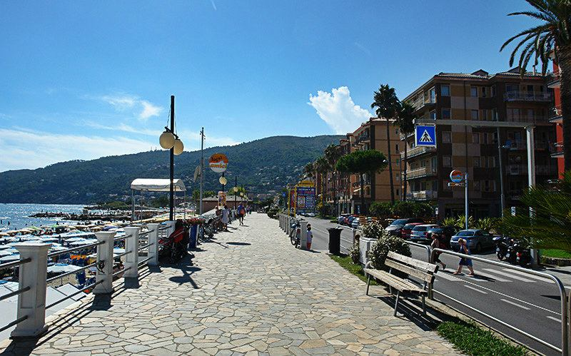 A wonderful promenade of Andora