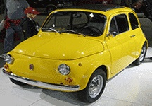 Meeting Internazionale Fiat 500