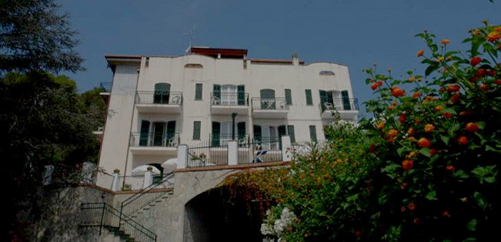 Spend your vacation in a holiday residence in Liguria