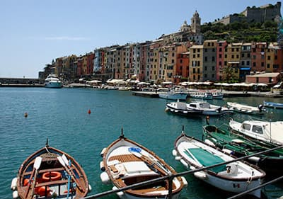 Top cities for sightseeing in Liguria