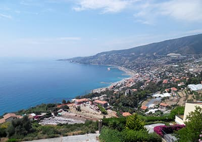 Information about 4 provinces of Liguria - Imperia, Savona, Genoa & La Spezia