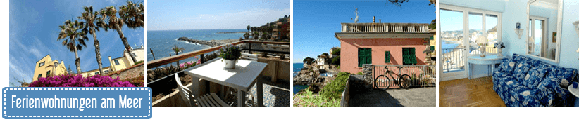 Properties for your holidays by the sea