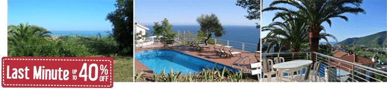 Last Minute property offers in Liguria