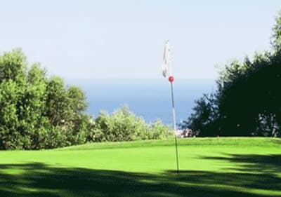 Golf Court in Liguria
