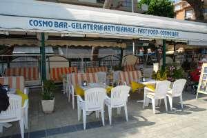 Cafes Bar Cosmo Corso G. Garibaldi 58, Diano Marina