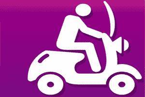 QuaDTeca Scooter Rentals in Liguria