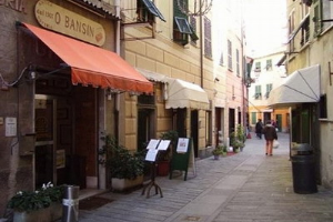 O Basin Restaurants in Liguria