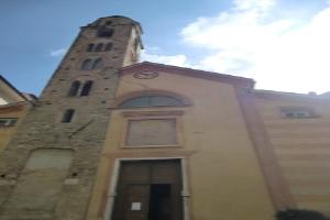 Parrochiale di S. Bartolomeo Aposido Churches in Liguria