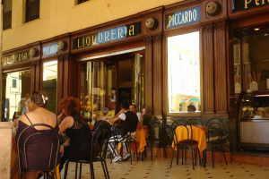 Cafe Piccaro Cafes in Liguria