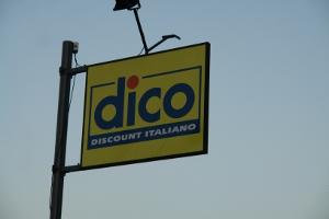 dico Grocery store in Liguria