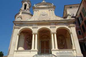 Chiesa San Pietro Churches in Liguria