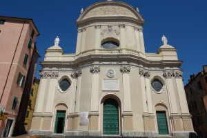 Collegiata di San Giovanni Battista Churches in Liguria