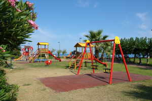 Imperia Playground in Liguria