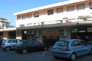 Lidl Grocery store in Liguria