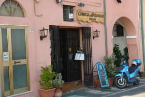 Osteria del Pescatore Restaurants in Liguria