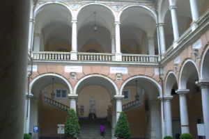 Palazzo Tursi Museums in Liguria