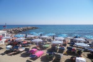 Bar Ristorante Rio Sol Beaches in Liguria