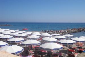 La Scala Azzurra Beaches in Liguria