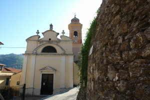 Santa Lucia Churches in Liguria