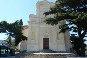 Santa Maria Maggiore Churches in Liguria