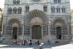 Museo del tesoro delle cattedrale San Lorenzo Museums in Liguria