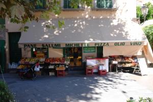 Specialita Liguri Ligurian Specialties in Liguria