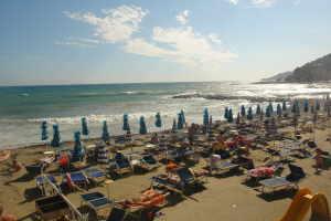 Bagni Rio Sol Beaches in Liguria