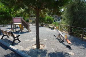 Moltedo Playground in Liguria