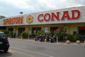 Conad Superstore Grocery store in Liguria