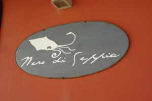 Nero di Seppia Restaurants in Liguria