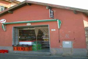 Poggi Grocery store in Liguria