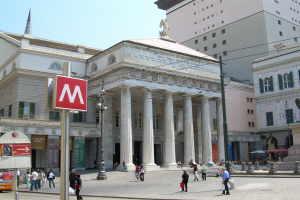 Teatro Carlo Felice Theatre in Liguria