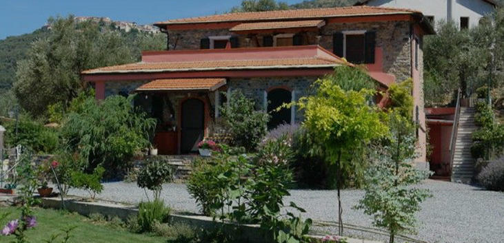 Choose accommodation in an Agritourism in Liguria