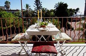 Holiday rental with luxurious facilities near the beach in Liguria
