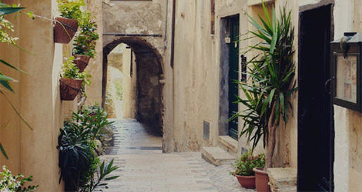 Liguria is a fascinating place with picturesque lanes and Italian flair