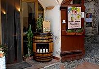 Restaurant in Liguria