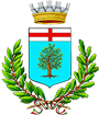 Coat of arms of Dolcedo, Liguria