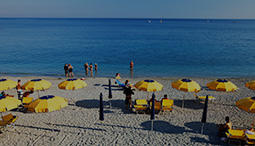 With the sea and mountains present, expect to see a varied landscape in Liguria