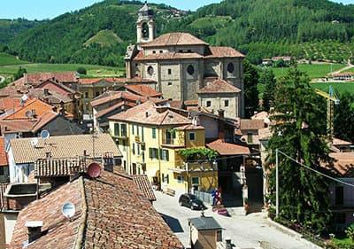View of Piedmont