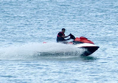 Jet ski hire in Liguria