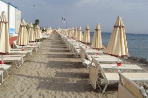 Bagni Solarium Beaches in Liguria