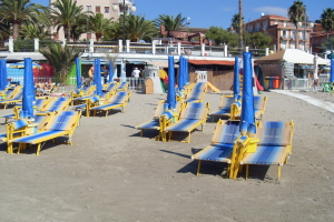 Stabilimento Balneare Bagni Tortuga Beaches in Liguria