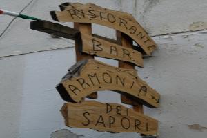 Ristorante Bar Armonia dei Sarponi Restaurants in Liguria