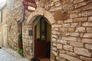 La Fortezza Cafes in Liguria
