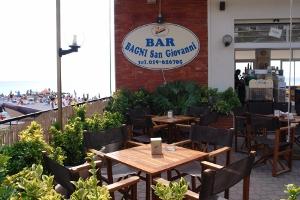 Bagni San Giovanni Cafes in Liguria