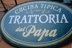 Trattoria dal Papa Restaurants in Liguria