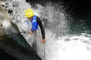 Movimento e Natura canyoning in Liguria