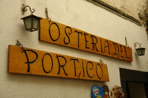 Osteria del Portico Restaurants in Liguria