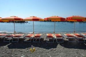 Bagni Nino Beaches in Liguria