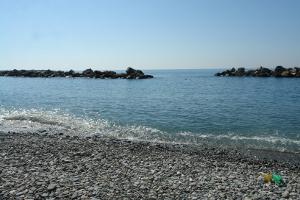 Chiavari beaches with no admission fee in Liguria
